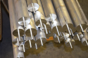 Extruded Magnesium Anodes