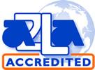 A2LA Laboratory Accreditation Certificate